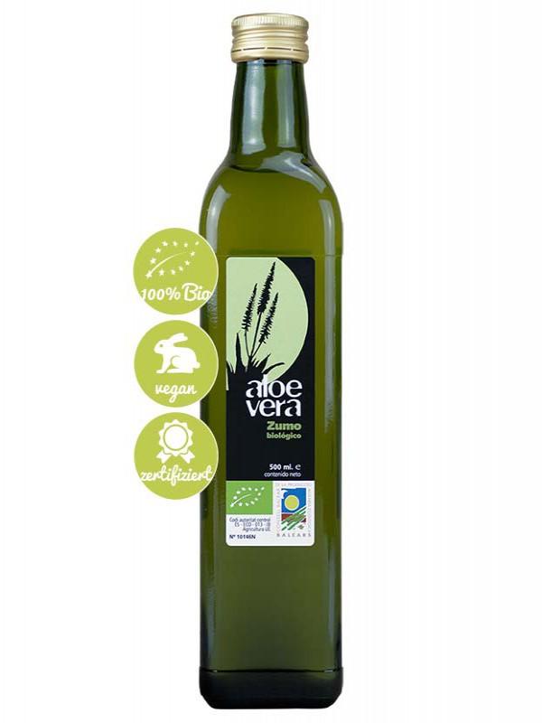 Bio Aloe Vera Saft 500 ml